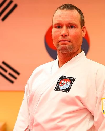 Jochen Weiss 2. DAN