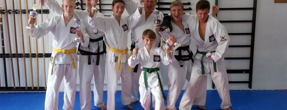 Taekwondo Bamberg Sieger