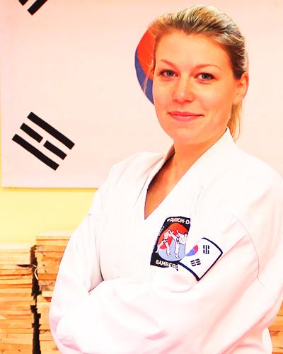 Natalie Röhm 2.DAN