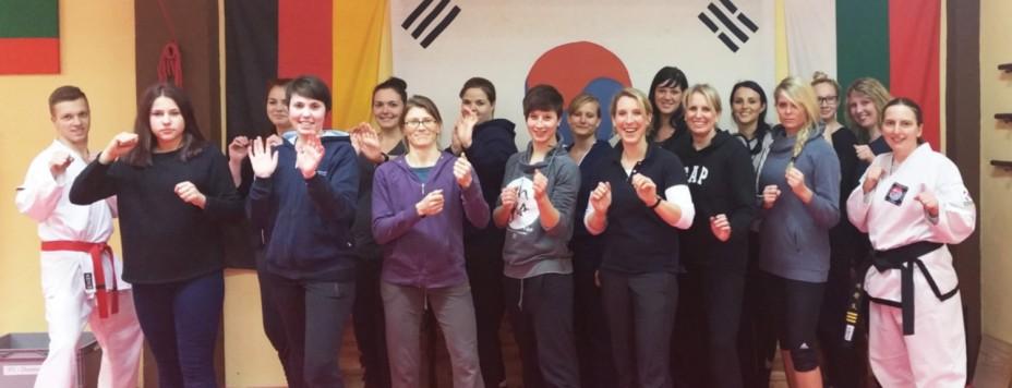 Selbstverteidigungskurs von Frauen für Frauen in Bamberg