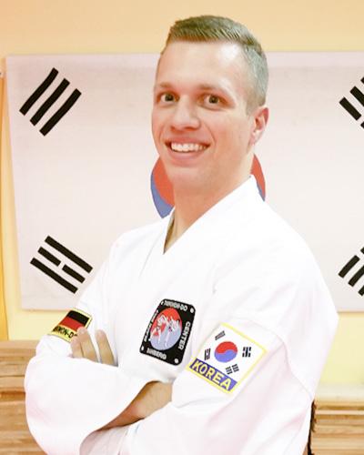 Tobias Ziegler, 1. DAN